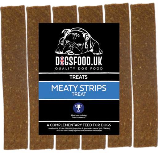Meaty Strips (15/pack x 10) Mega Box