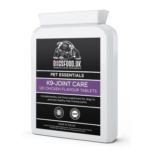 K9-Joint Care 120 Chicken Flavour Tablets