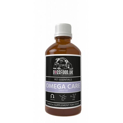 Omega Care 236ml Oil