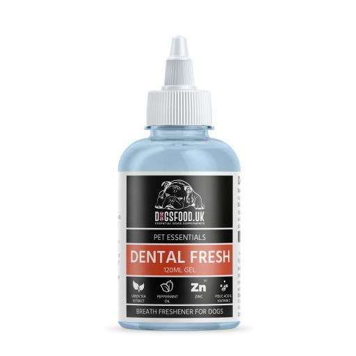Dental Fresh Oral Liquid Hygiene Dogs